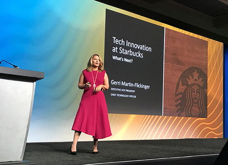 outsourcing innovation of starbucks How can the answer be improved.